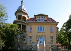 Dresden Goetheallee FIRA Fassaden