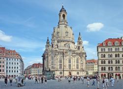 FIRA® Referenz - Frauenkirche Dresden