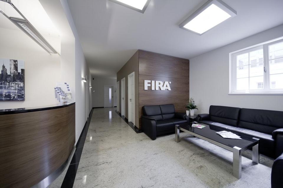 FIRA® Fassaden - Empfang