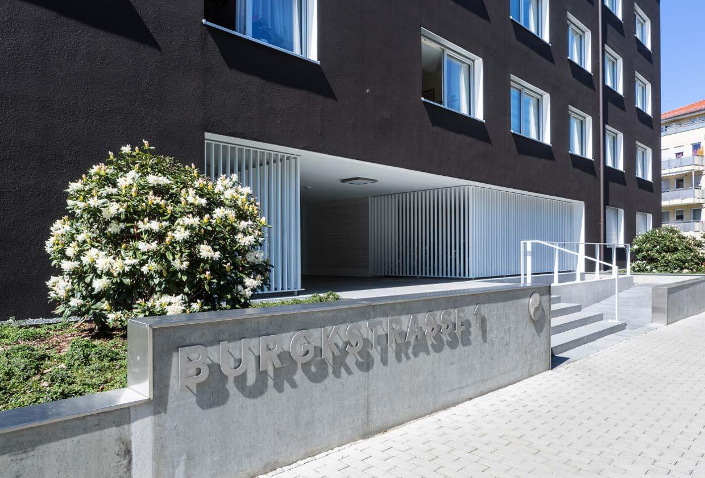 Feng-Shui Haus Burgkstr. 1 in Dresden