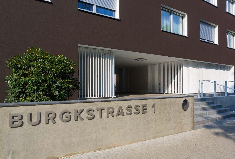 Burgkstrasse 1 Neubau Dresden