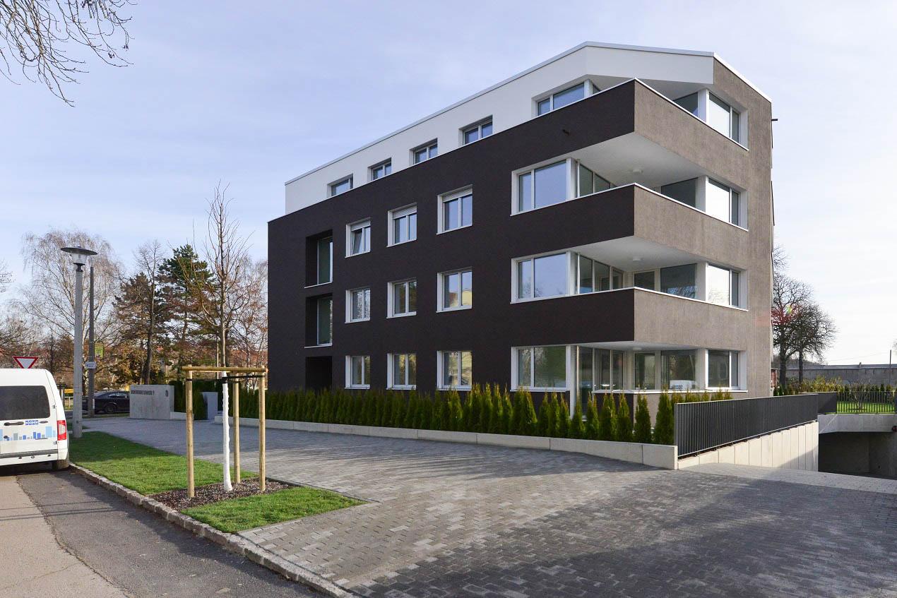 FIRA Neubau Borthener Str.
