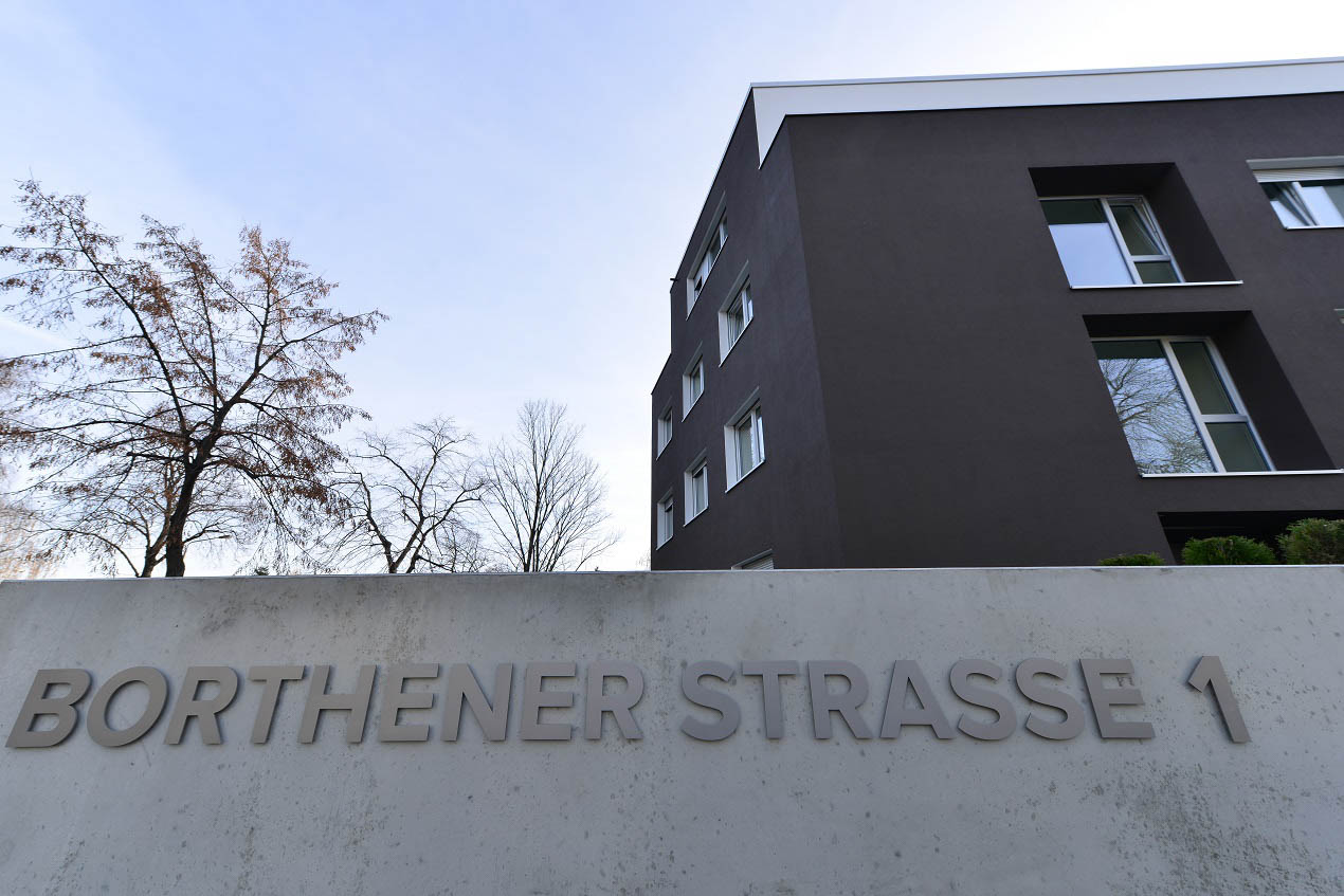 Feng-Shui Haus Borthener Str. Dresden