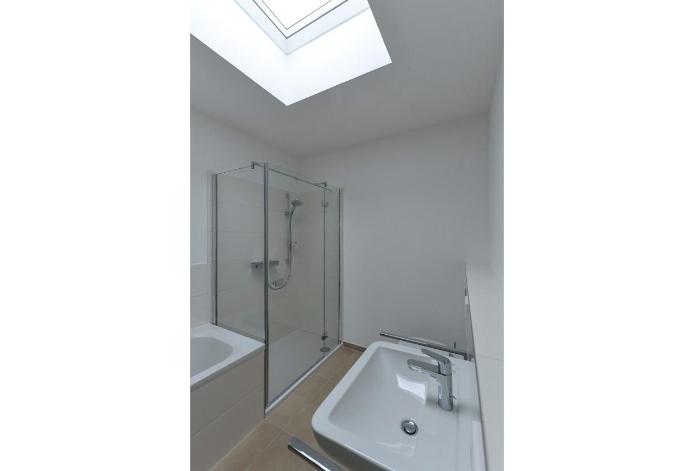 Badezimmer / Neubau
